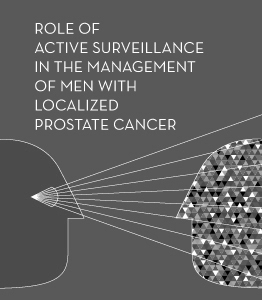 Role of Active Surveillance in the Management of Men With Localized Prostate Cancer - artwork