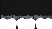 Conference artwork depicting stylized teeth against a black background.