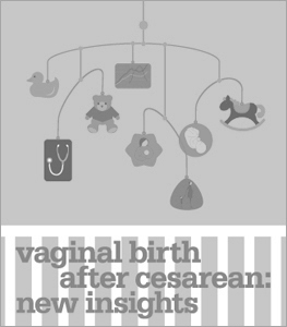 Vaginal Birth After Cesarean: New Insights artwork