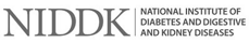 National Institute of Diabetes Digestive and Kidney Diseases logo